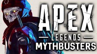 Sprawdź najpopularniejsze mity w Apex Legends