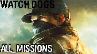 Watch Dogs cały gameplay PS4 Pro 1080p