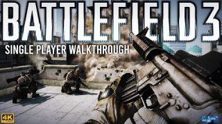 Battlefield 3 cała kampania dla jednego gracza