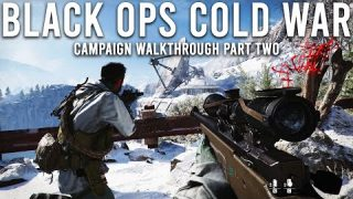 Gameplay kampanii z Black Ops Cold War – część 2