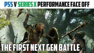 Porównanie działania na PS5 z Xbox Series X w Assassin's Creed: Valhalla