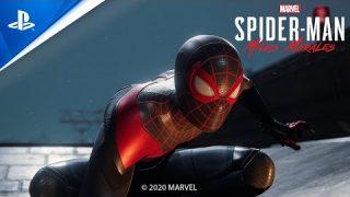 PS5 Spider Man Miles Morales Spider-Man Demo na PS5