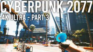 Cyberpunk 2077 ma niesamowitą grafikę, ale… – część 3