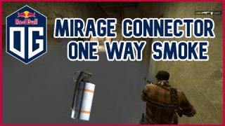 Granat dymny na Konektor na mapie Mirage